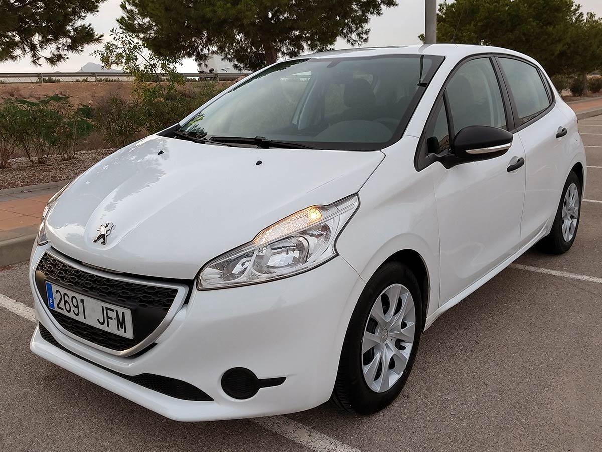 Used Peugeot 208 Spain
