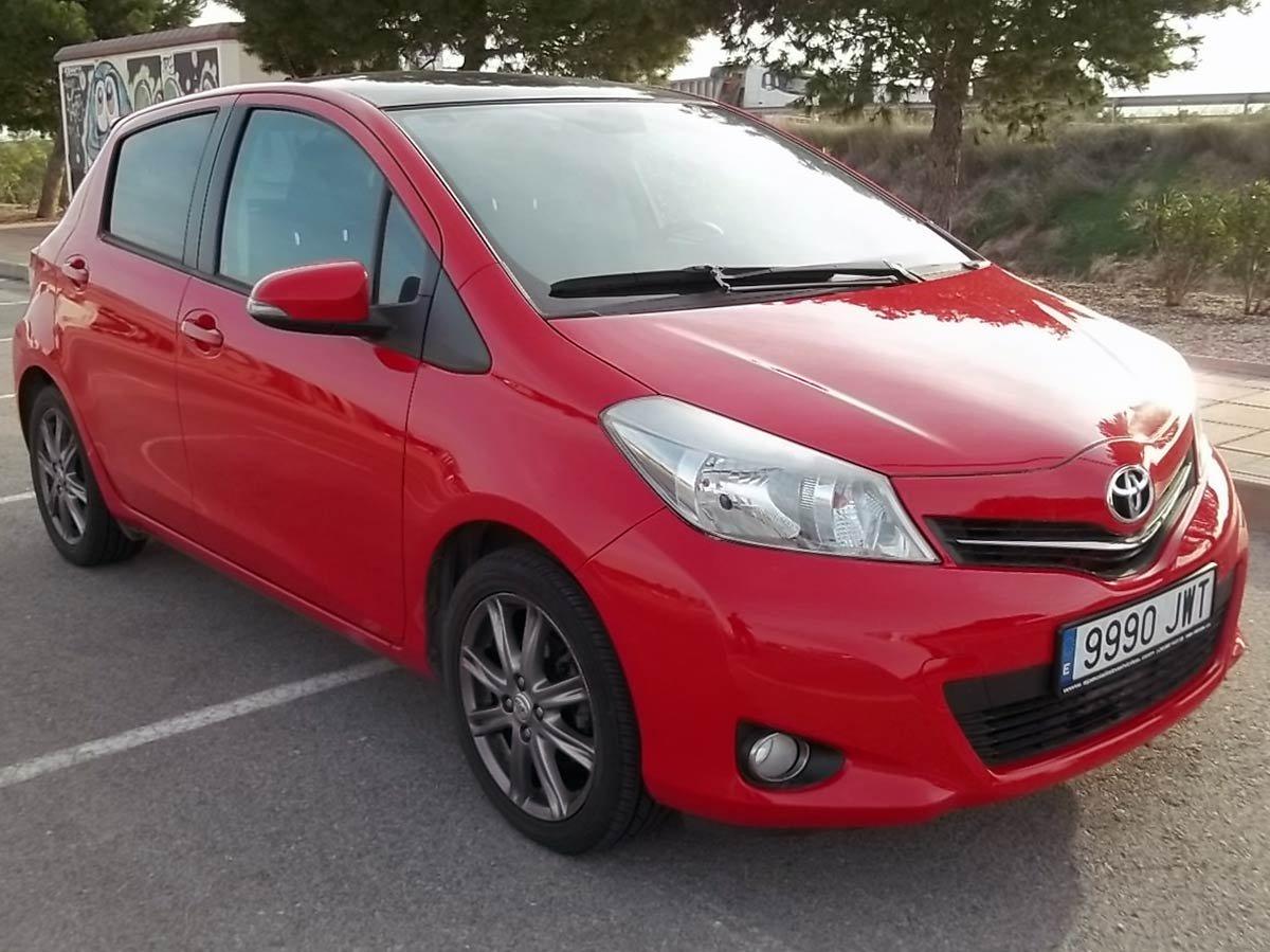 Used Toyota Yaris - TOP SPEC Spain