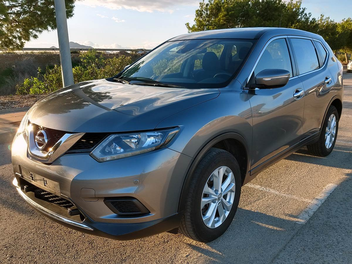 Used Nissan X-Trail Spain