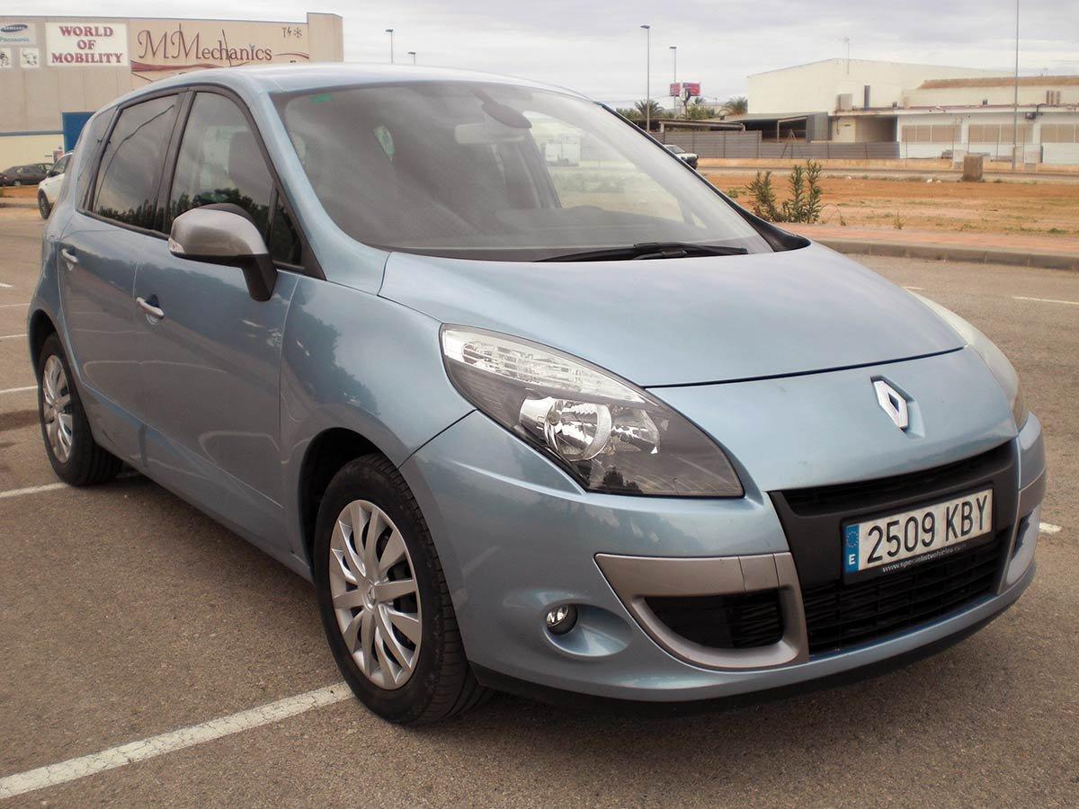 Used Renault Scenic Auto Spain