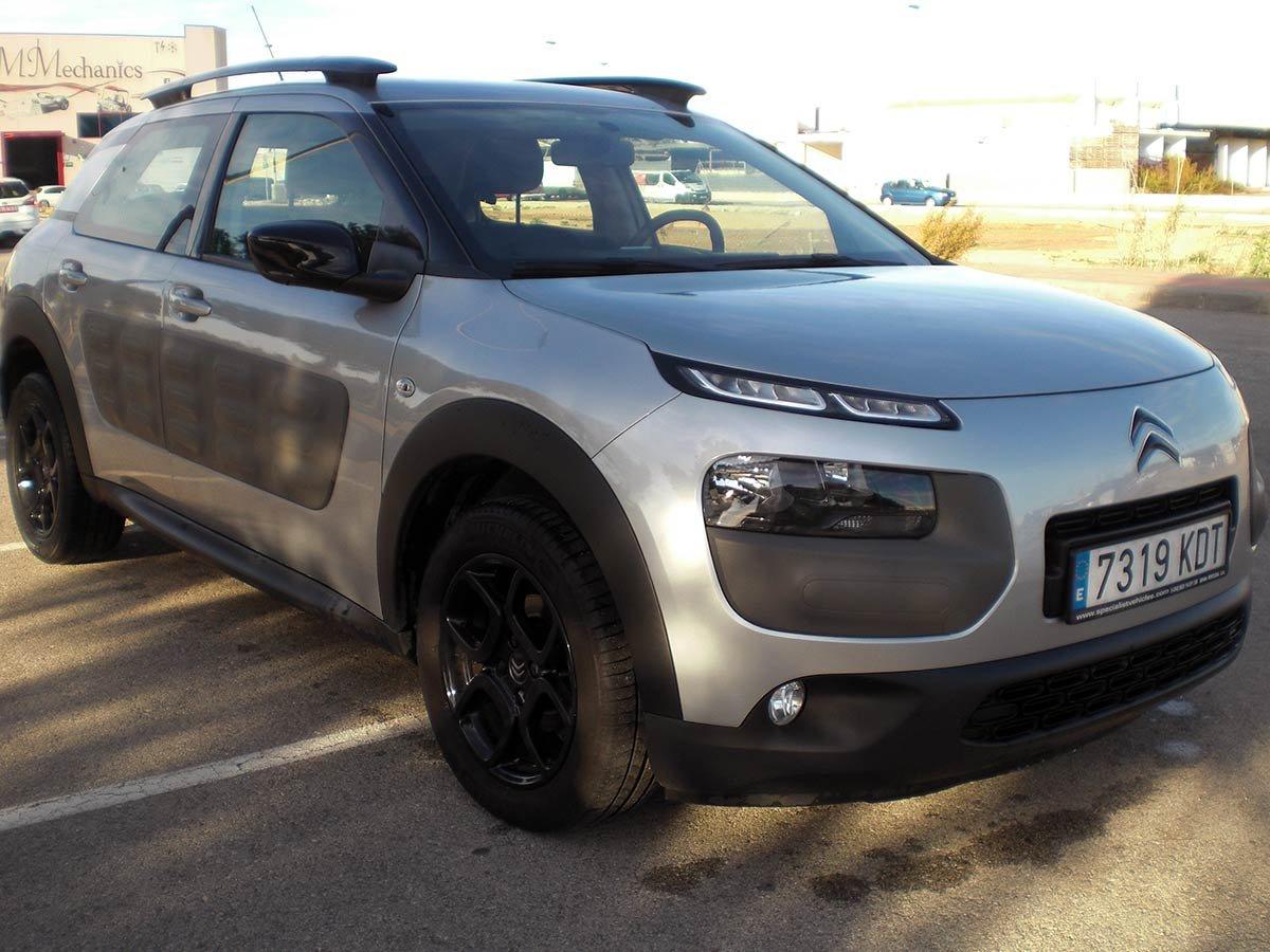 Used Citroen Cactus Auto Spain