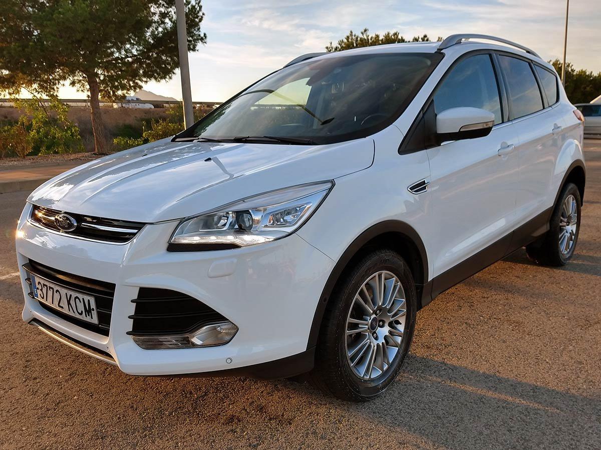Used Ford Kuga Titanium Spain