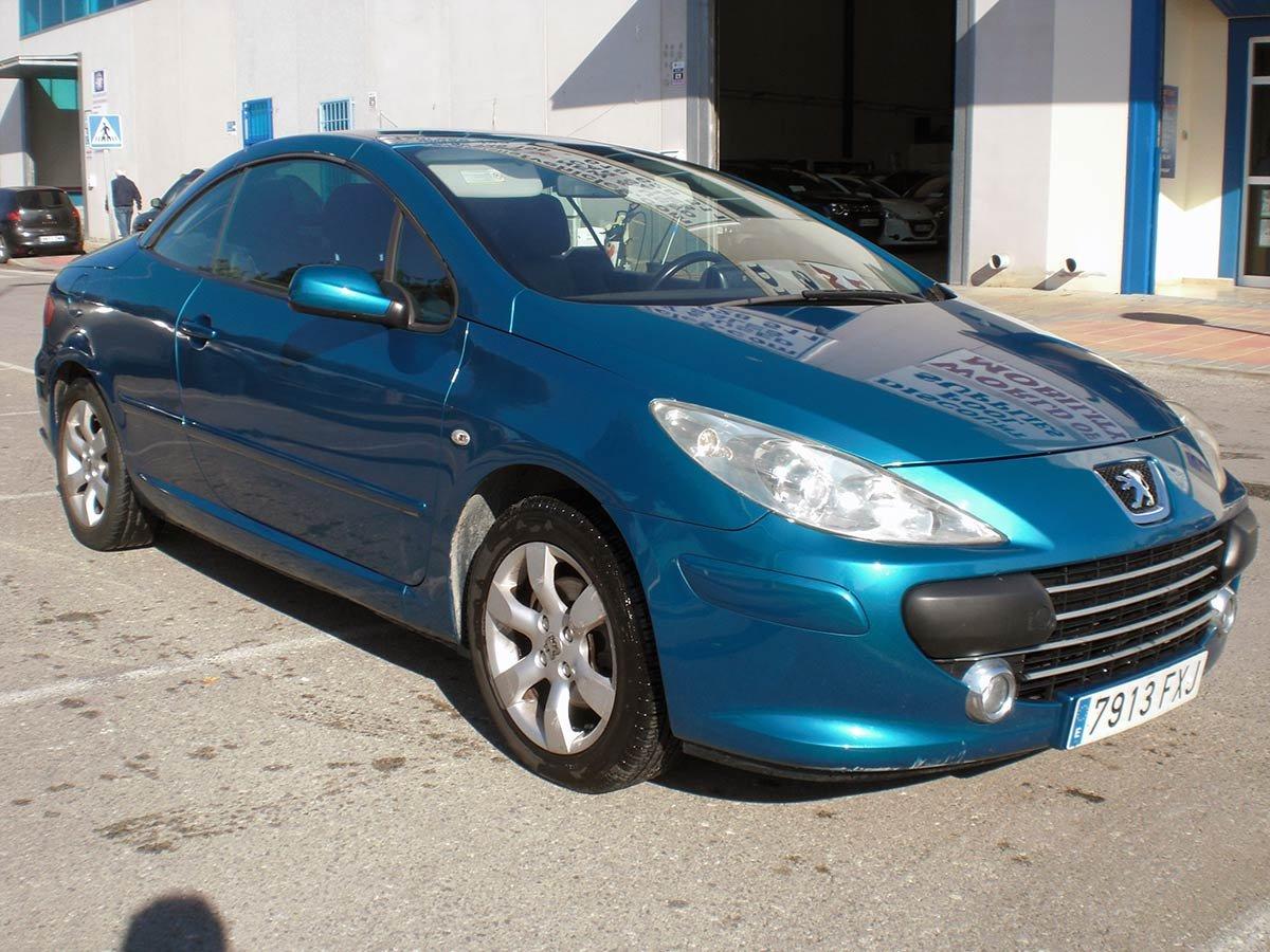 Used Peugeot 307 CC Auto Spain