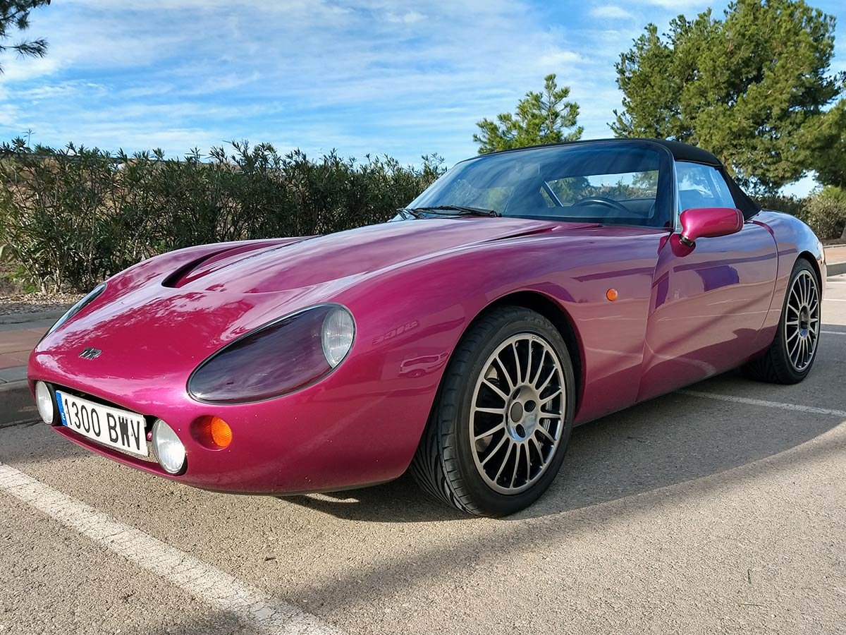 Used TVR Griffith Cabriolet Spain