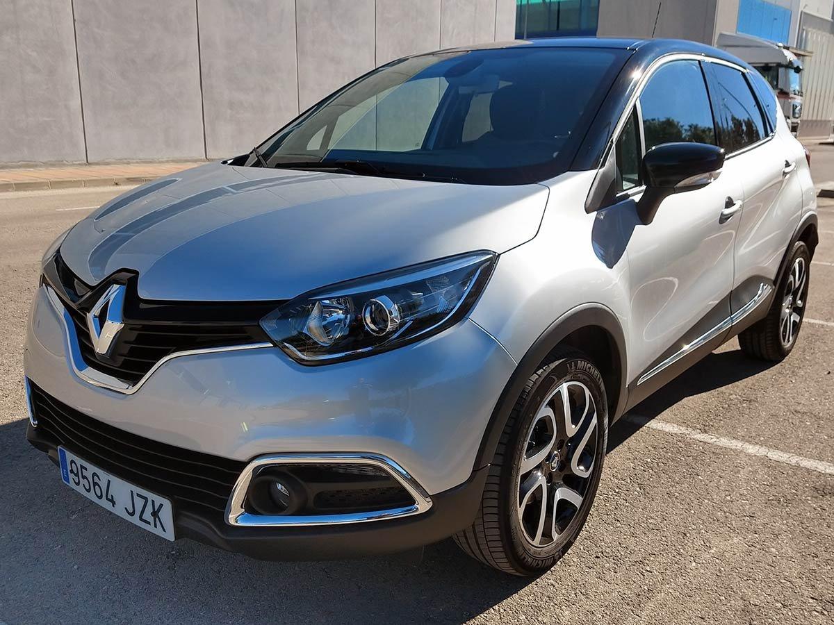 Renault Captur Auto