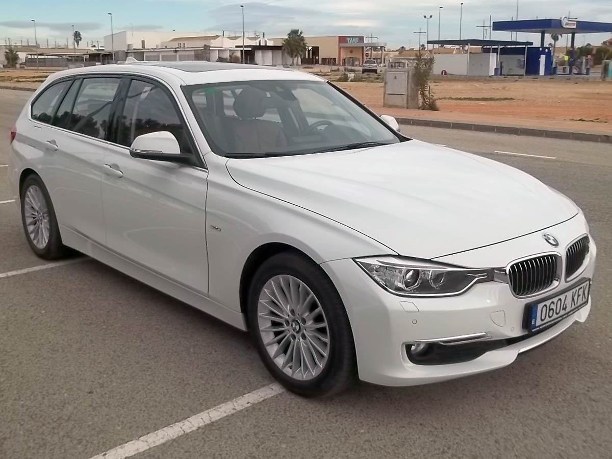 Used BMW 320D Touring Auto Spain