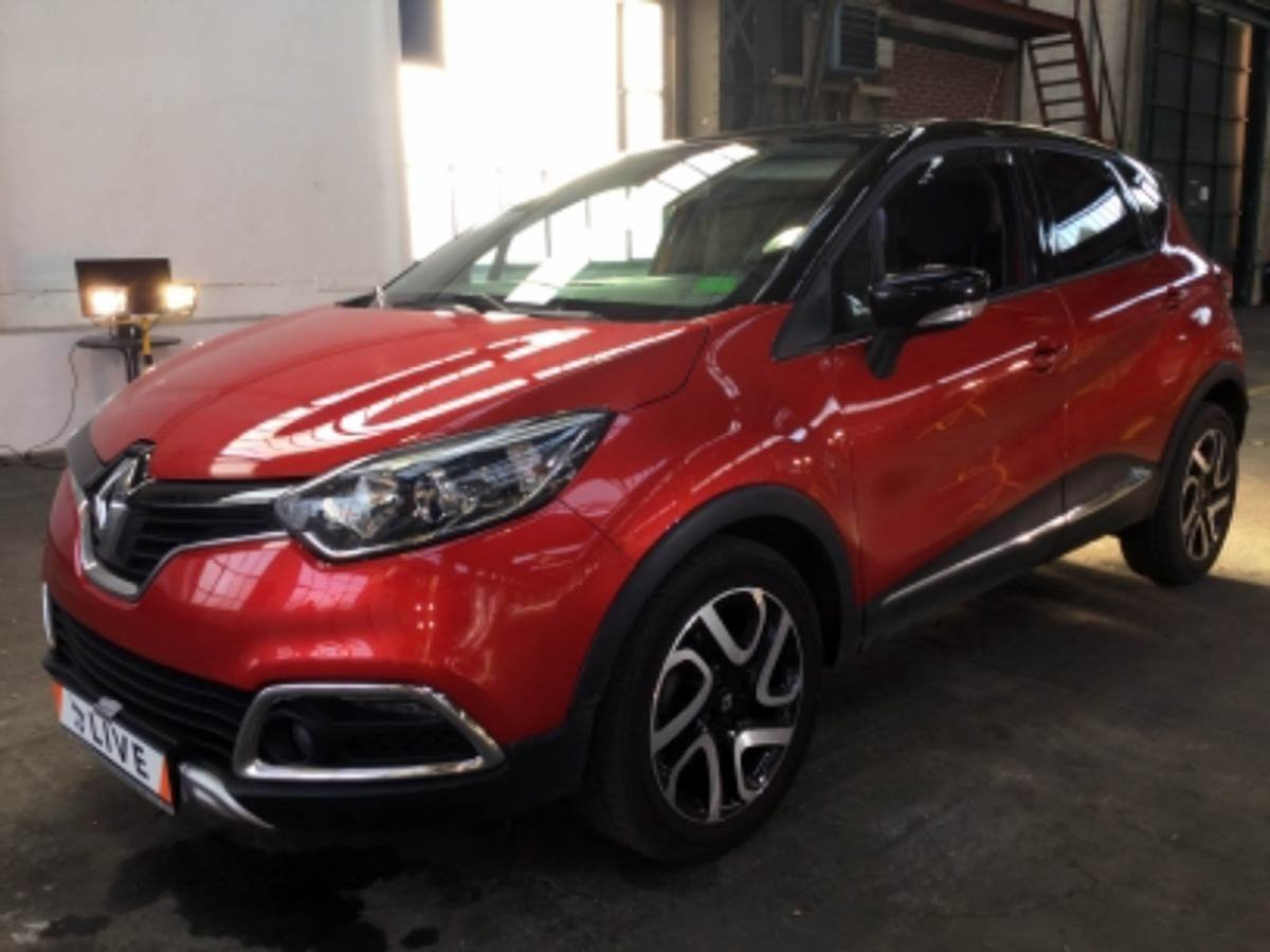 Used Renault Captur Auto Spain