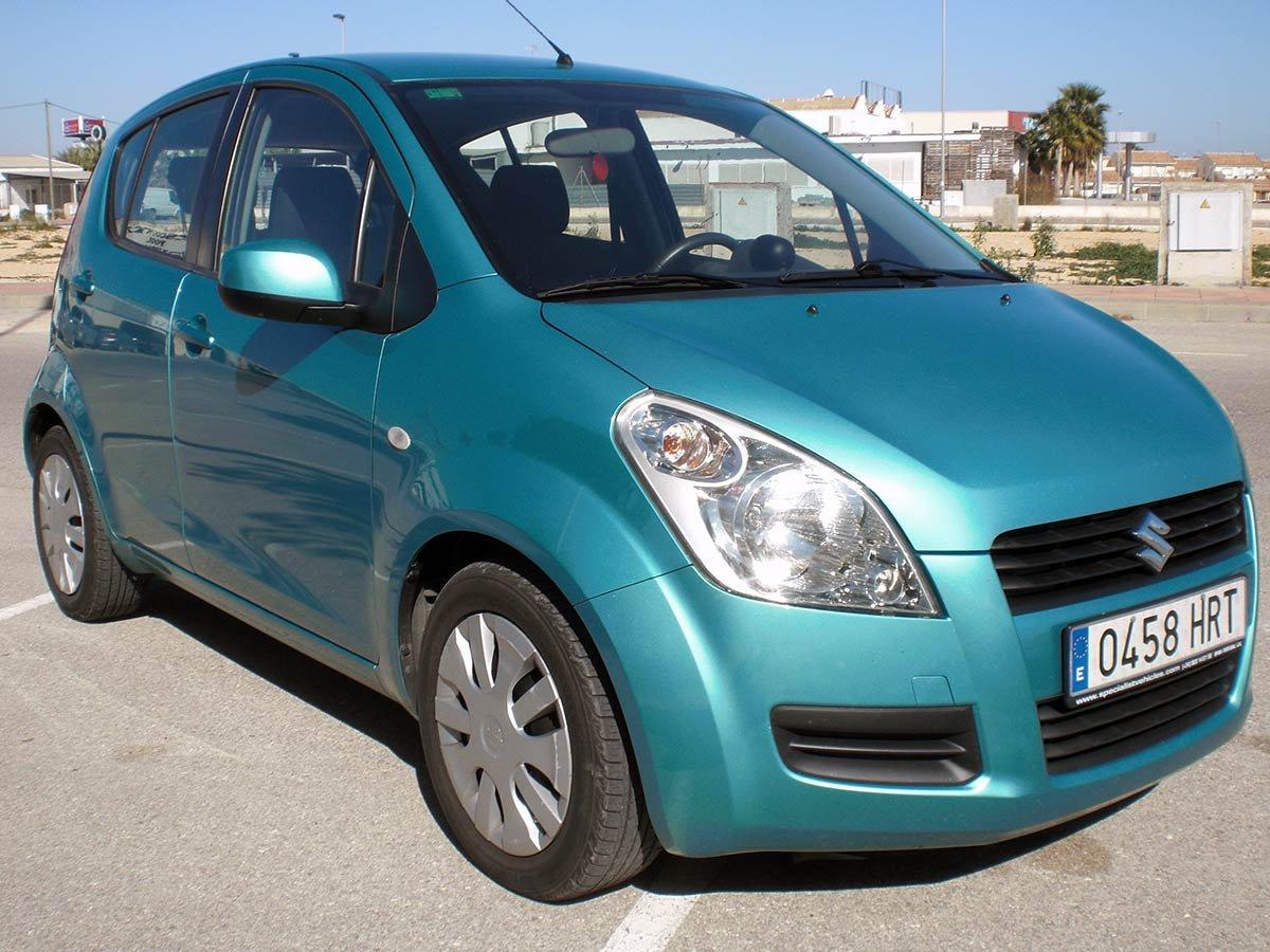 Used Suzuki Splash Spain