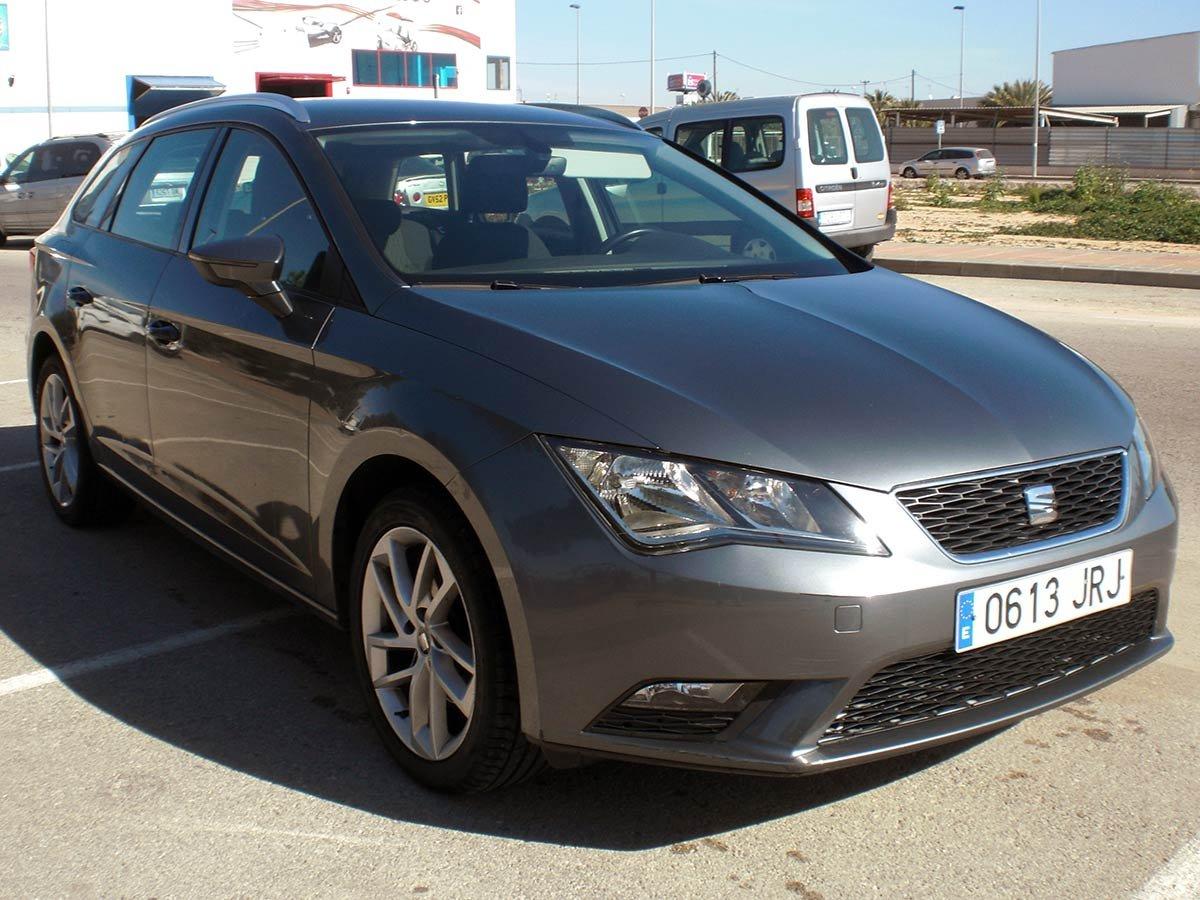 Used Seat Leon ST Auto Spain