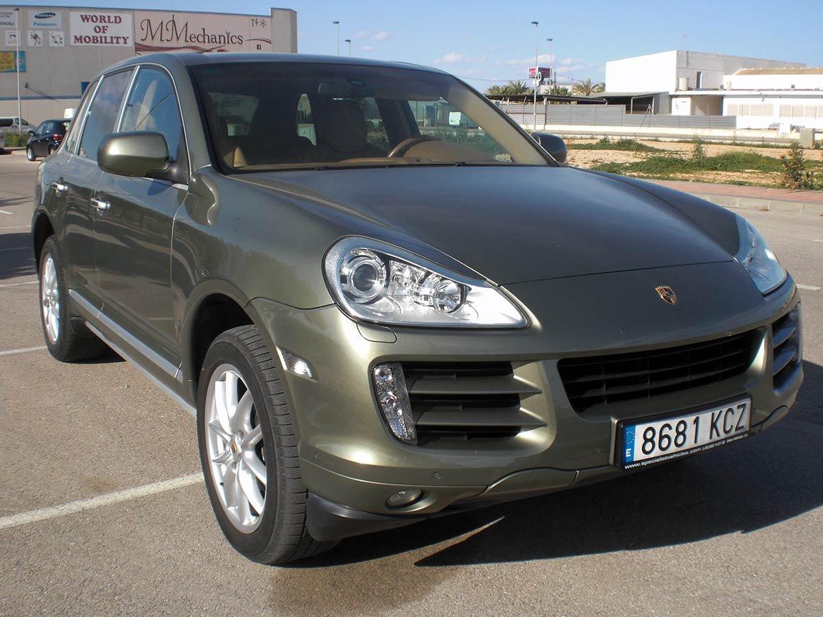 Used Porsche Cayenne Auto Spain