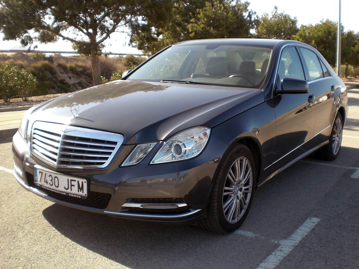 Used Mercedes E220 Auto Spain