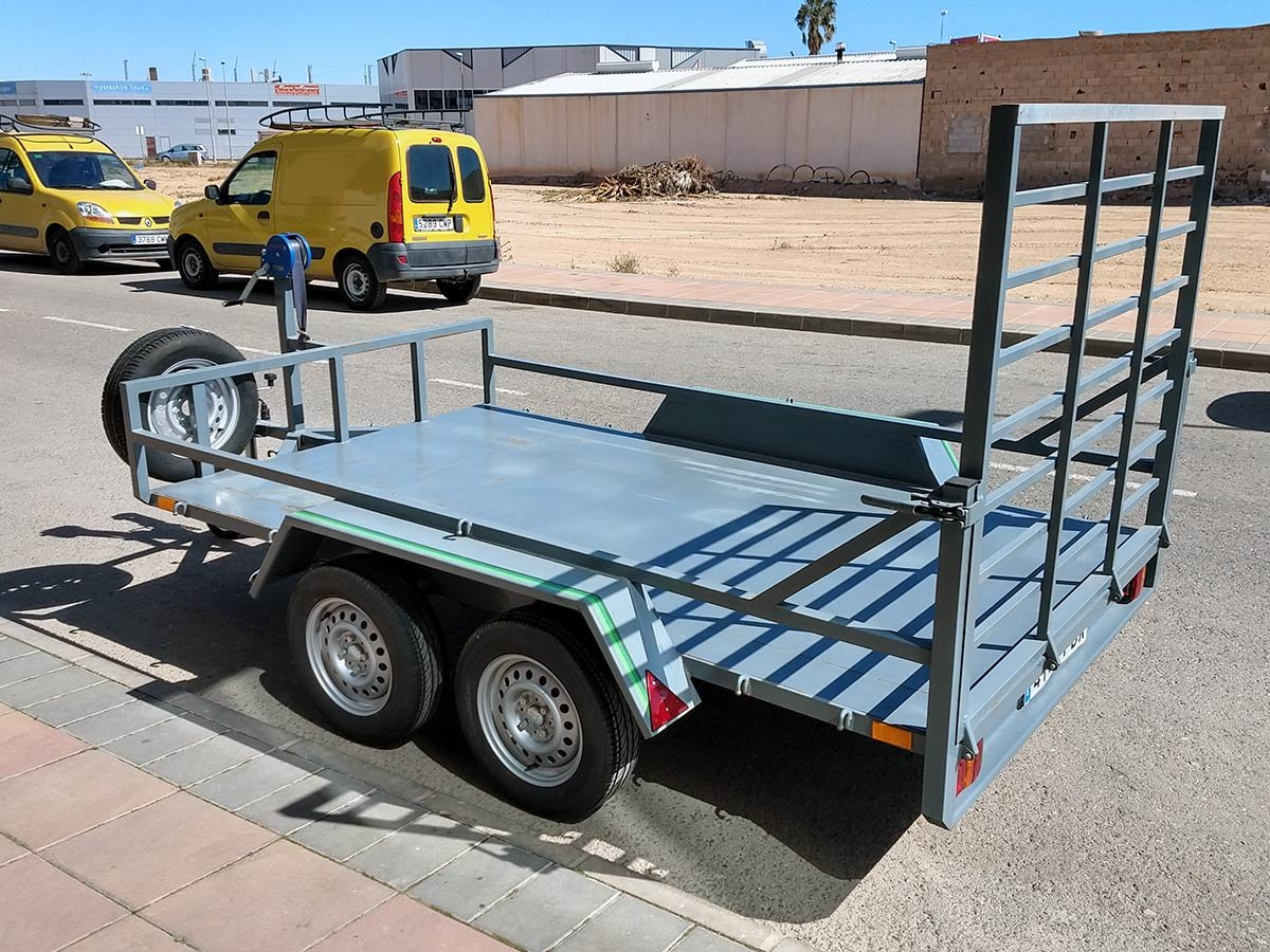 Used Heavy Duty Trailer Spain