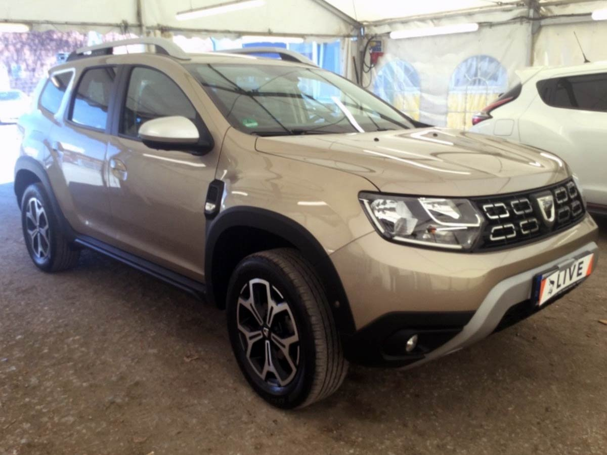 Used Dacia Duster Prestige Auto Spain