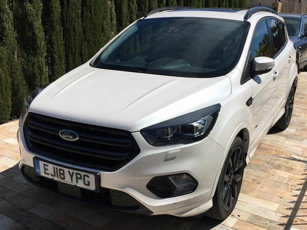 Used Ford Kuga ST-Line (RHD) Spain
