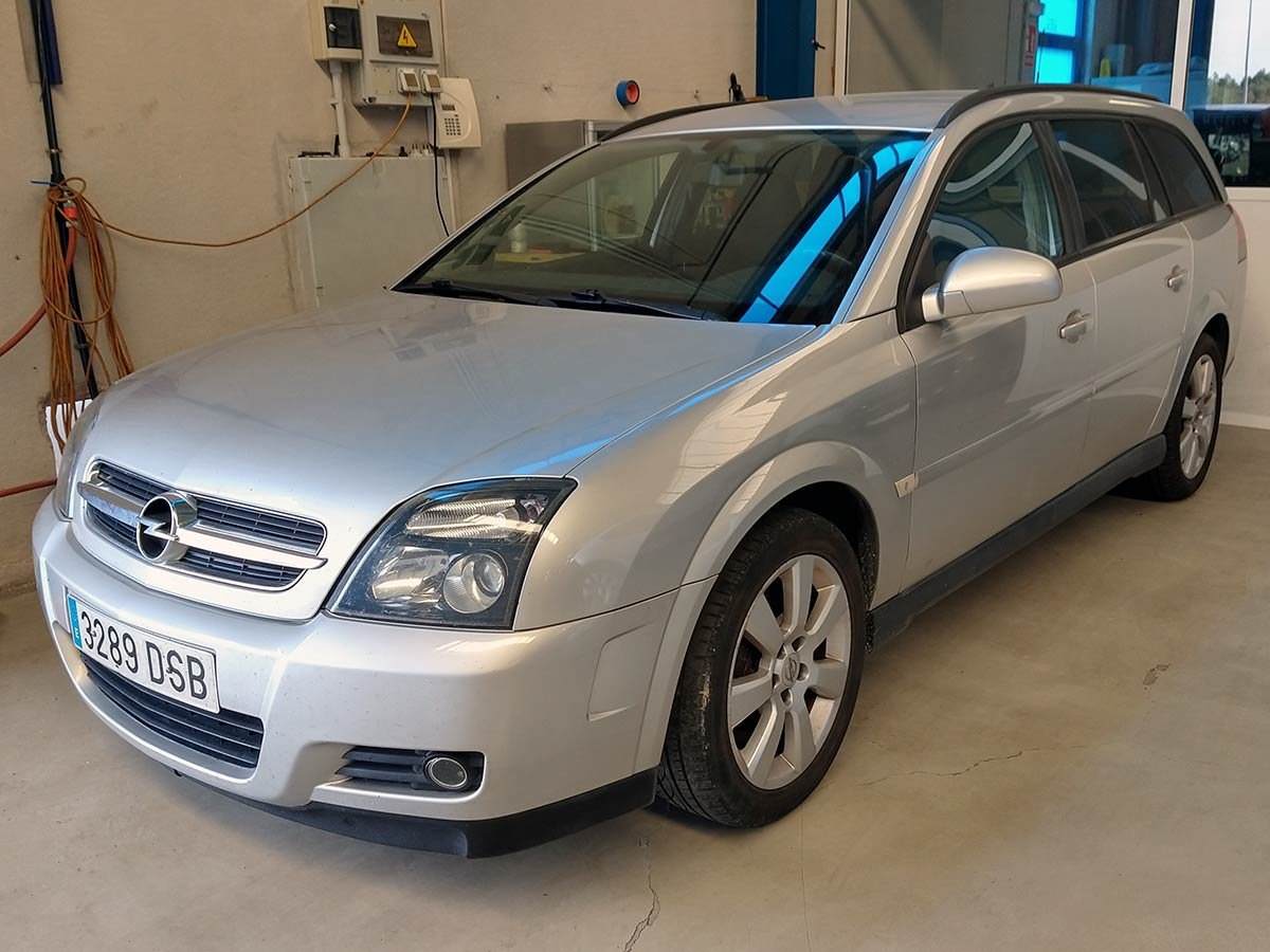 Used Opel Vectra Estate Spain