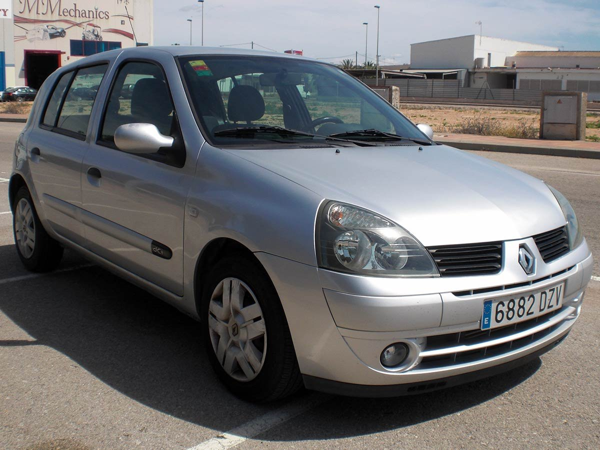 Used Renault Clio Spain