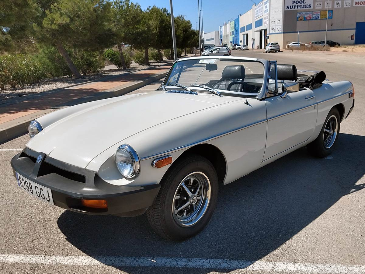 Used MG MGB Spain