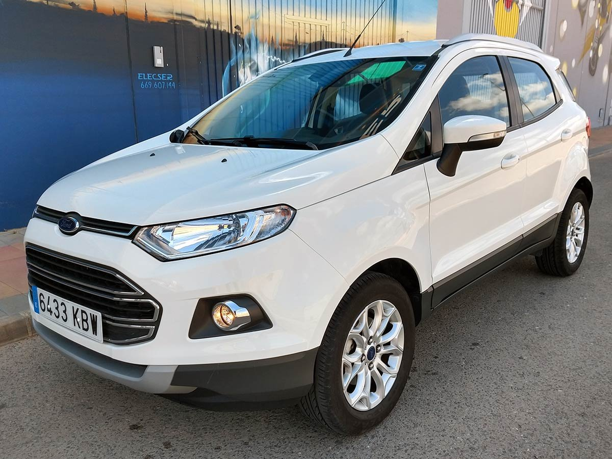 Used Ford Ecosport Spain