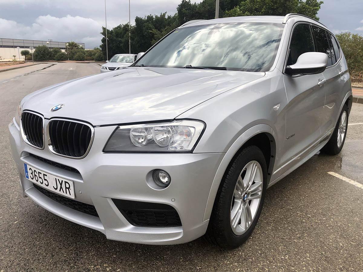 BMW X3 M-Sport Auto