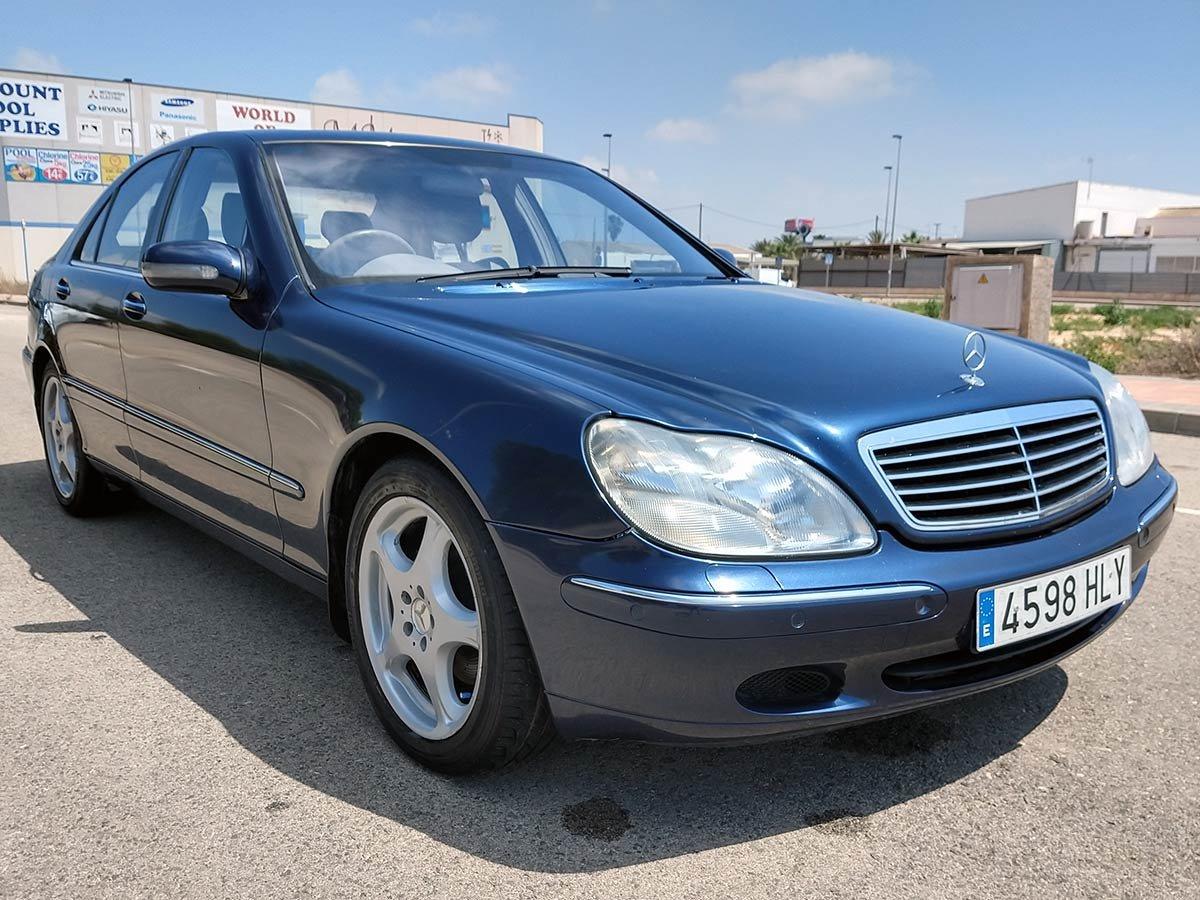 Used Mercedes S430 Auto (RHD - ES) Spain