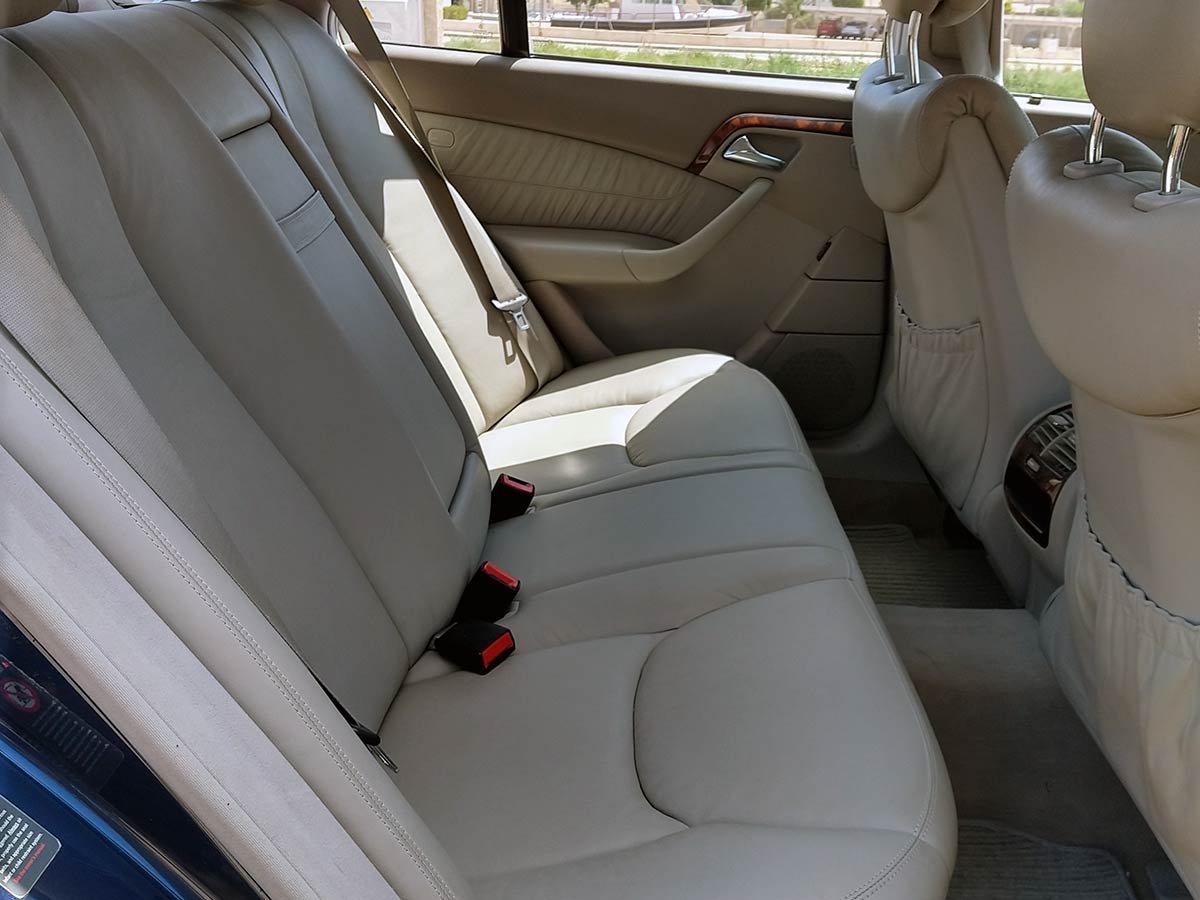 Second hand Mercedes S430 Auto (RHD - ES) for sale - San