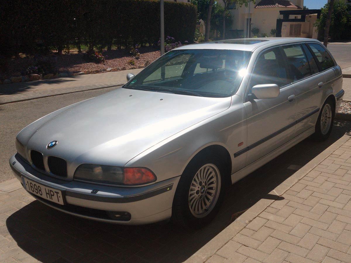 Used BMW 530 Touring Auto Spain