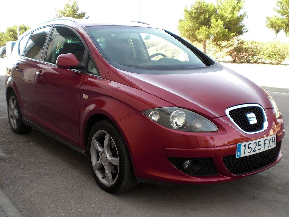Used Seat Altea XL Auto Spain