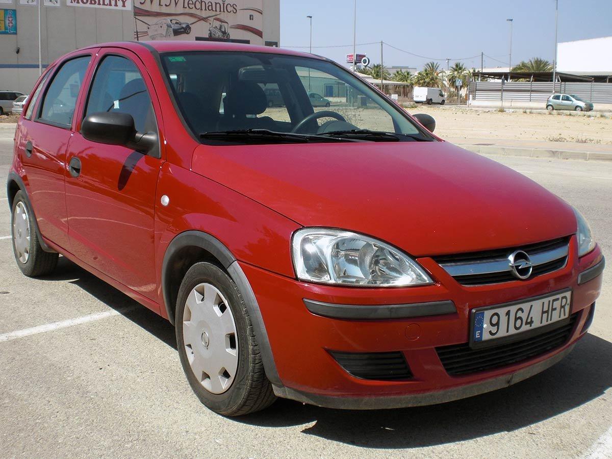 Used Opel Corsa Auto Spain