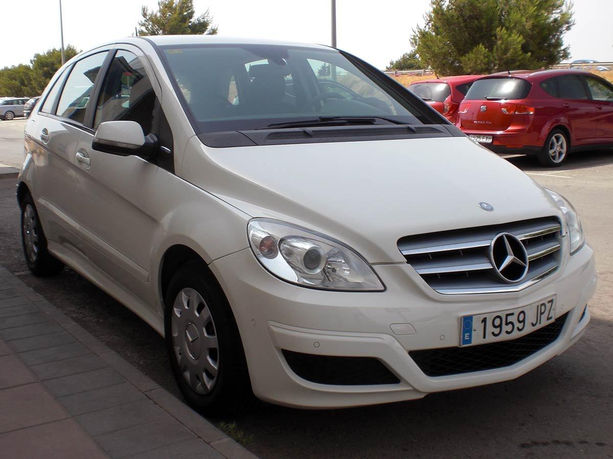 Used Mercedes B160 Spain