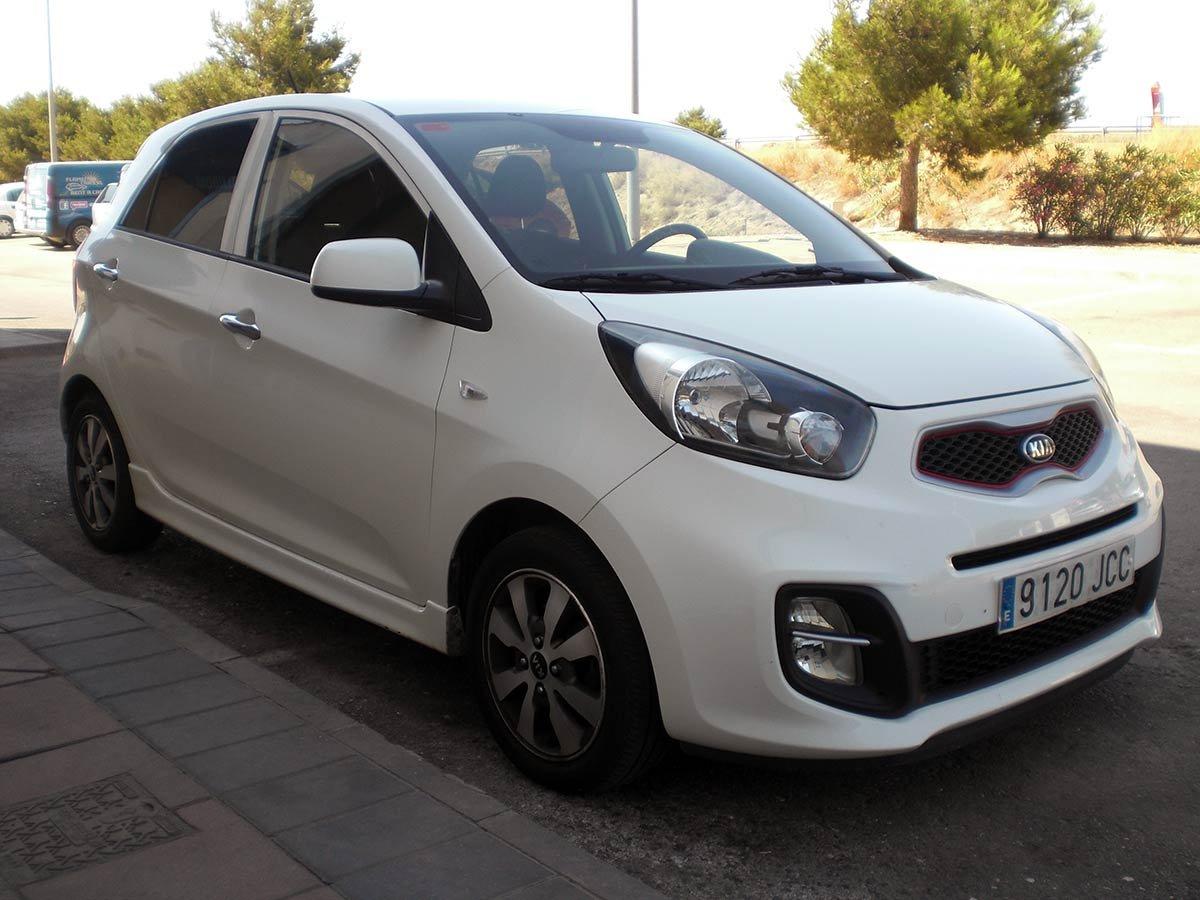 Used Kia Picanto Spain