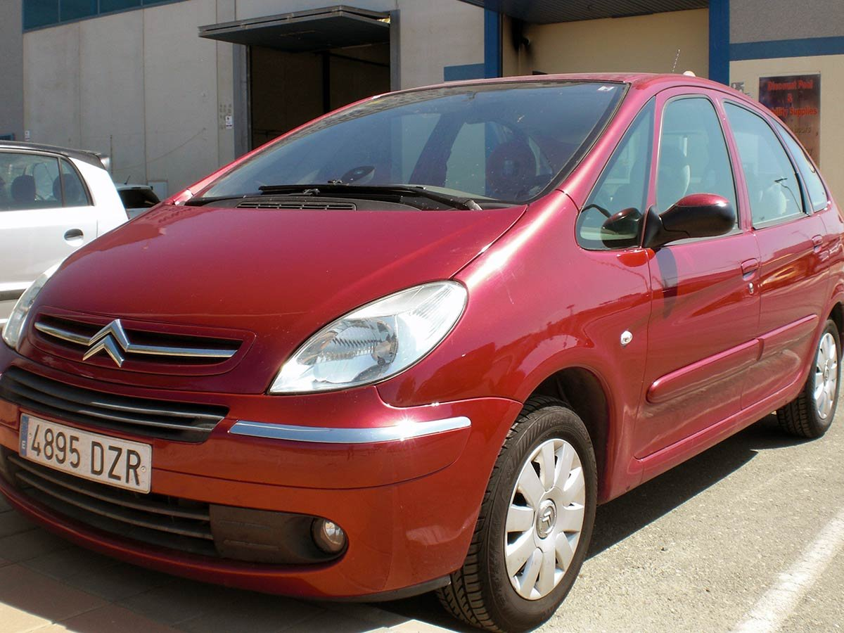 Used Citroen Picasso Spain