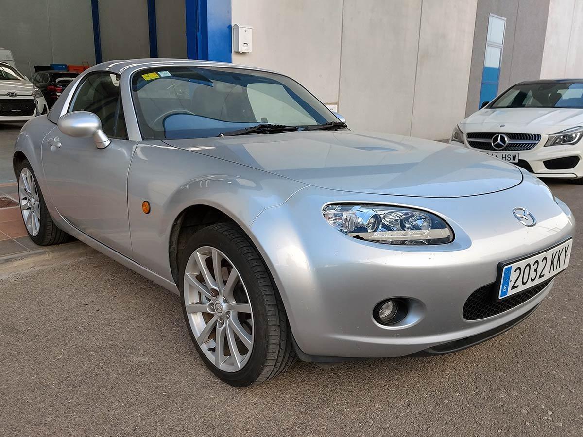 Mazda MX5 (RHD - ES)