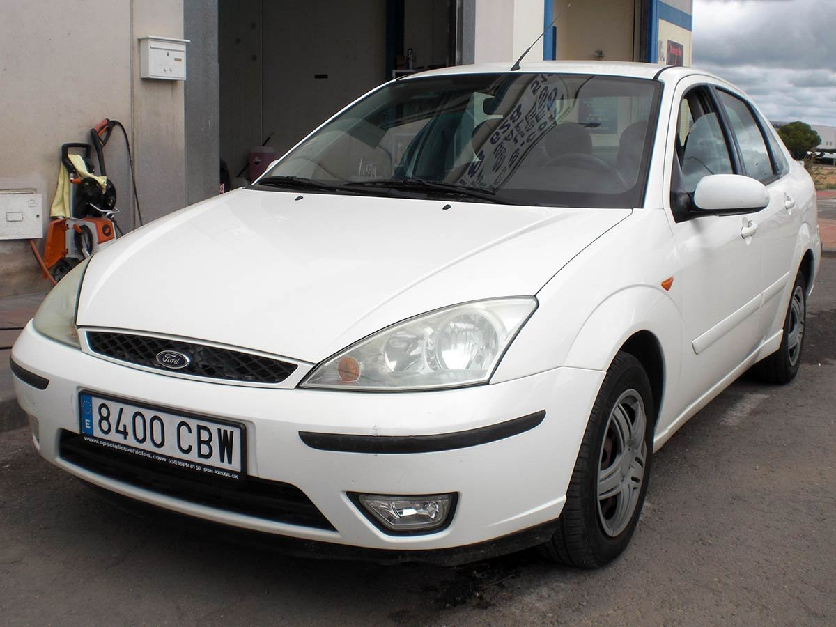 Used Ford Focus Auto Sedan Spain