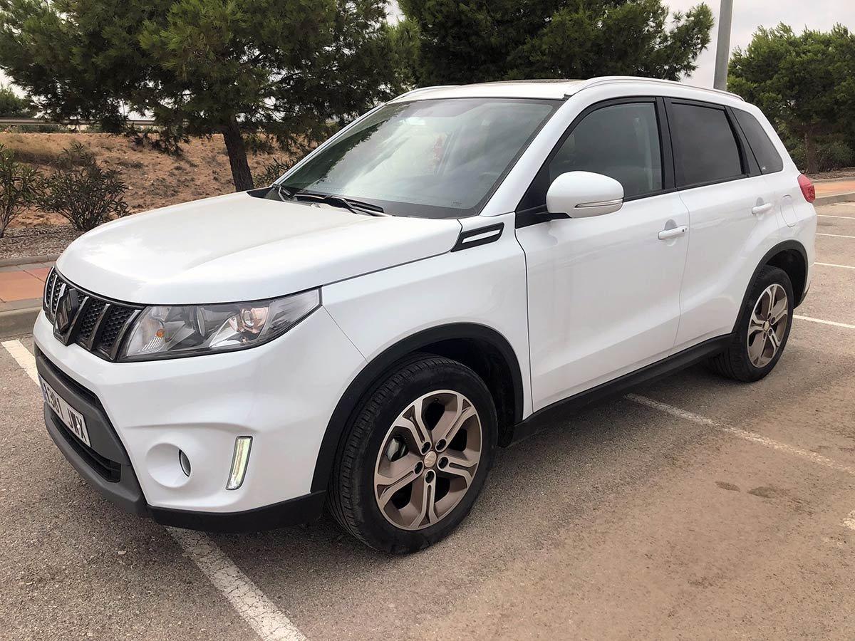 Used Suzuki Vitara Spain