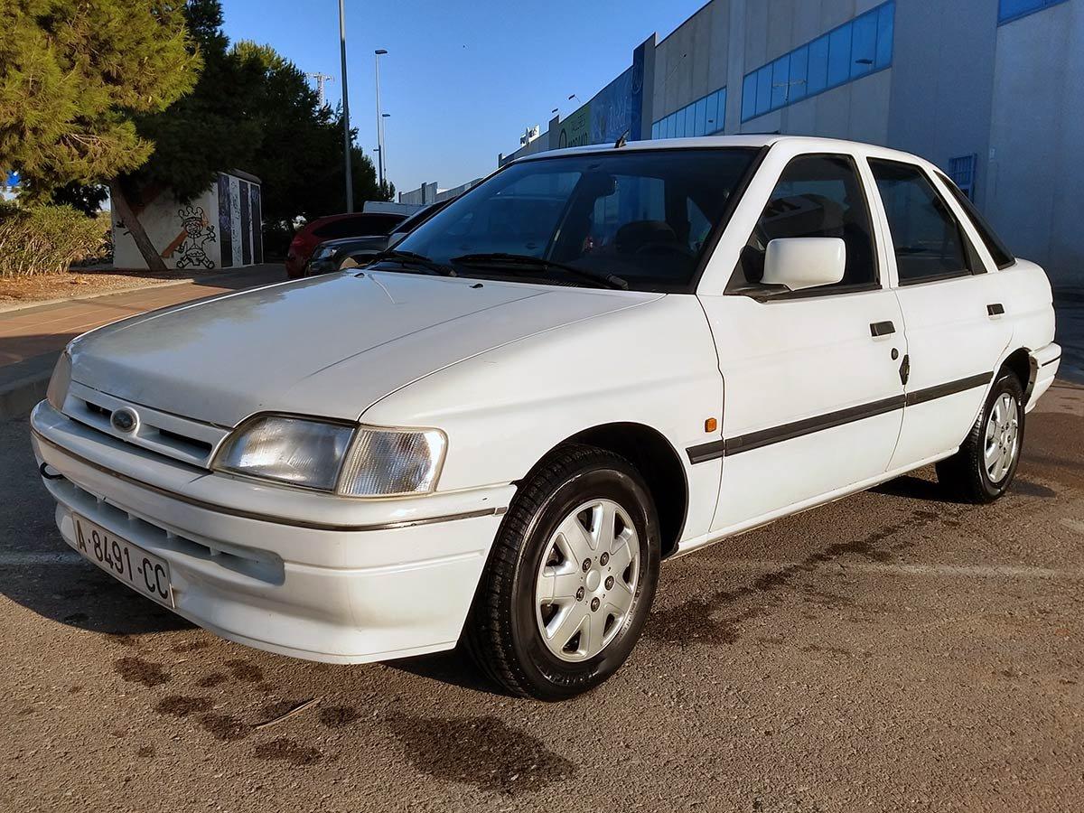 Used Ford Escort Spain