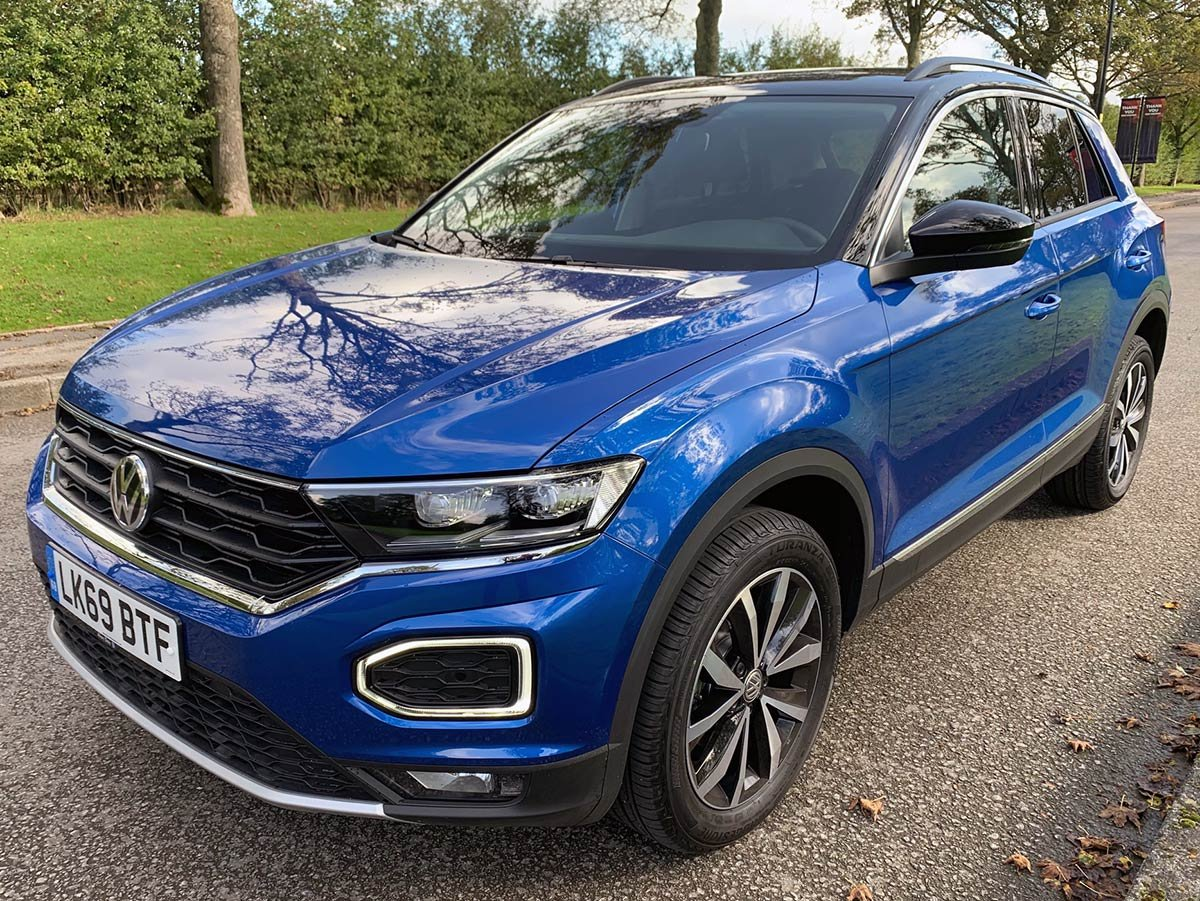Used VW T-Roc *NEW* Spain