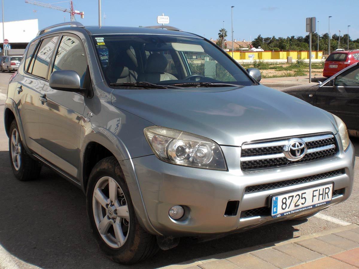 Used Toyota Rav 4 D-CAT Spain