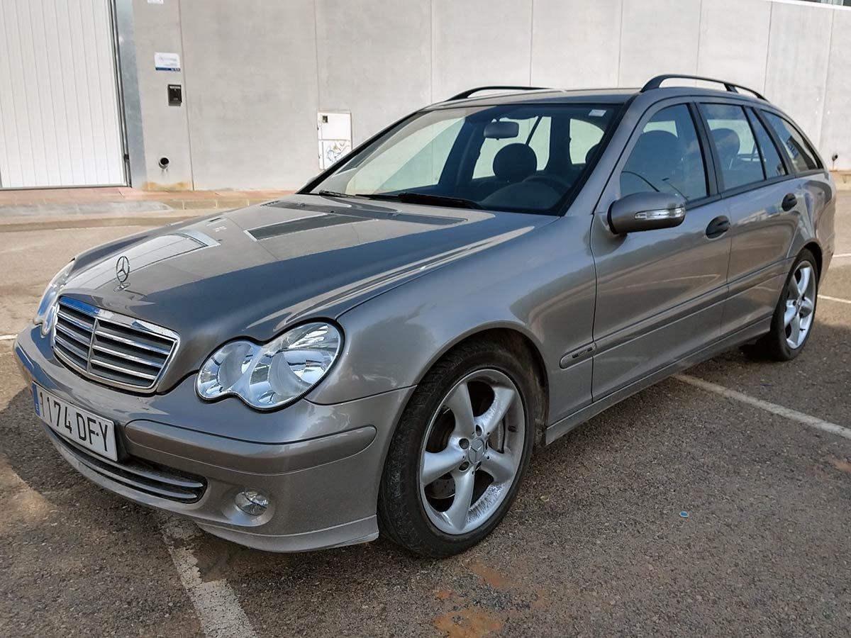 Mercedes C220 Auto Estate