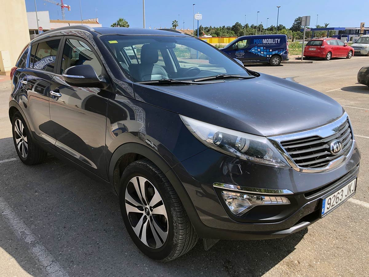 Used Kia Sportage Auto Spain