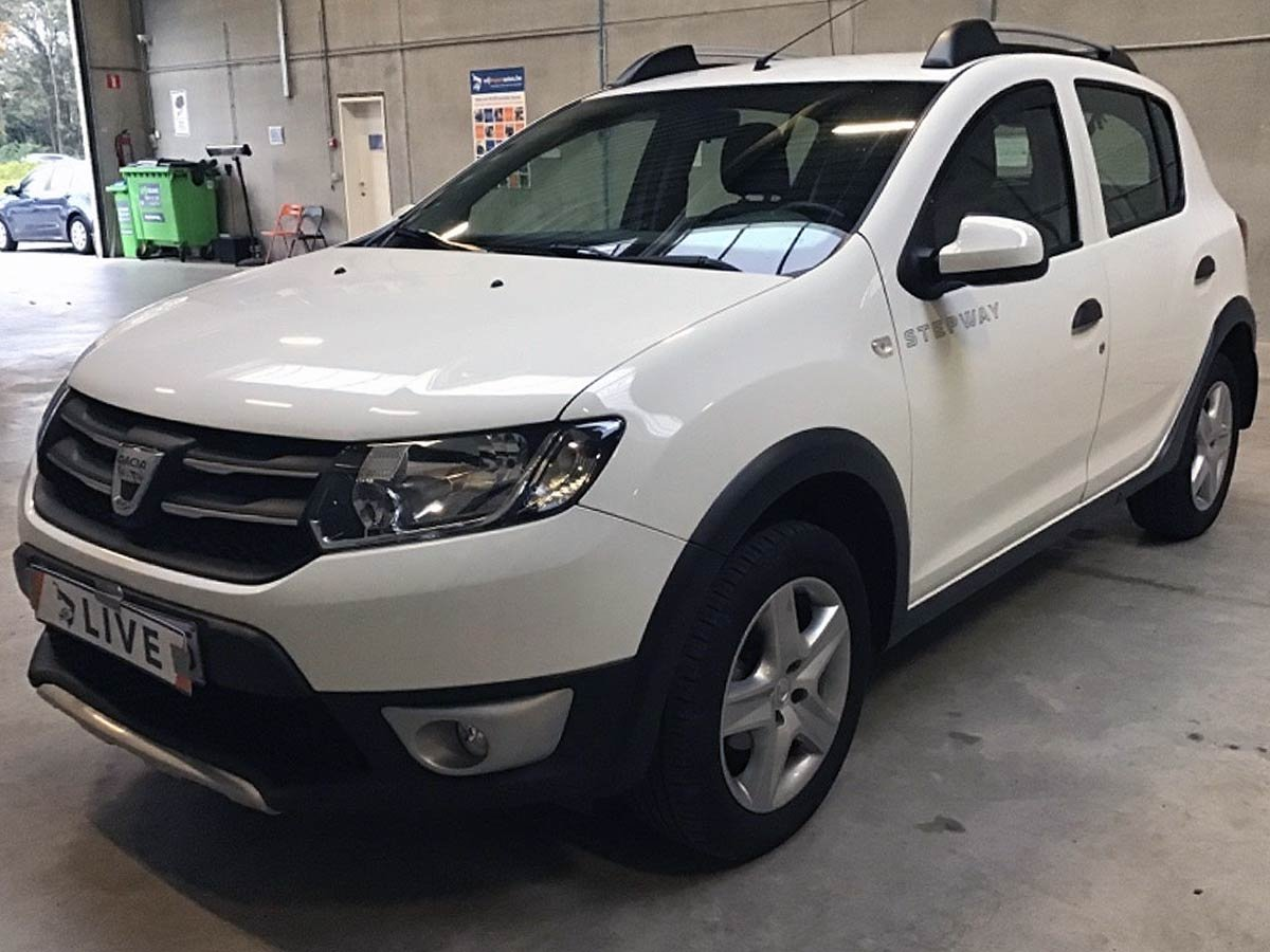 Used Dacia Stepway Prestige Auto Spain