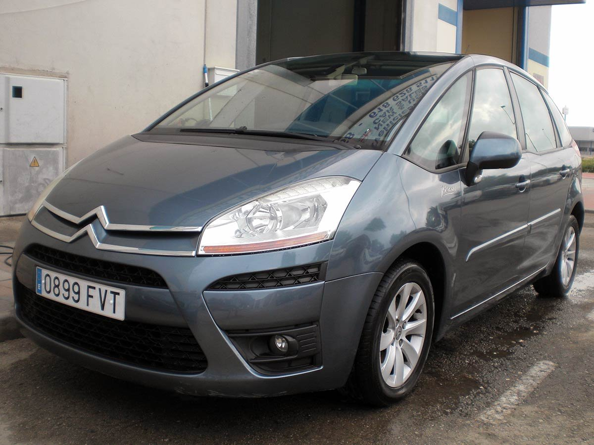 Used Citroen C4 Picasso Auto Spain