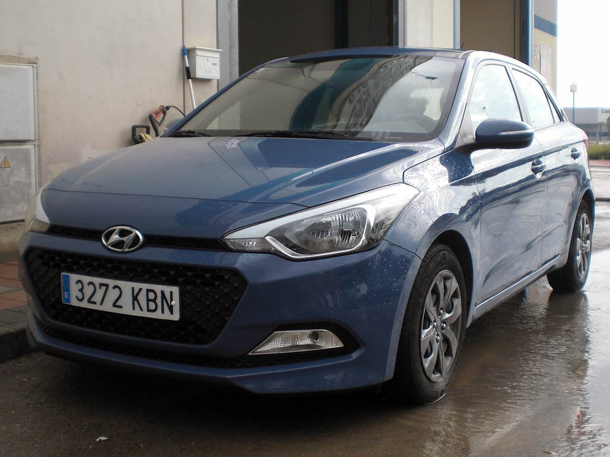 Used Hyundai i20 Active Spain