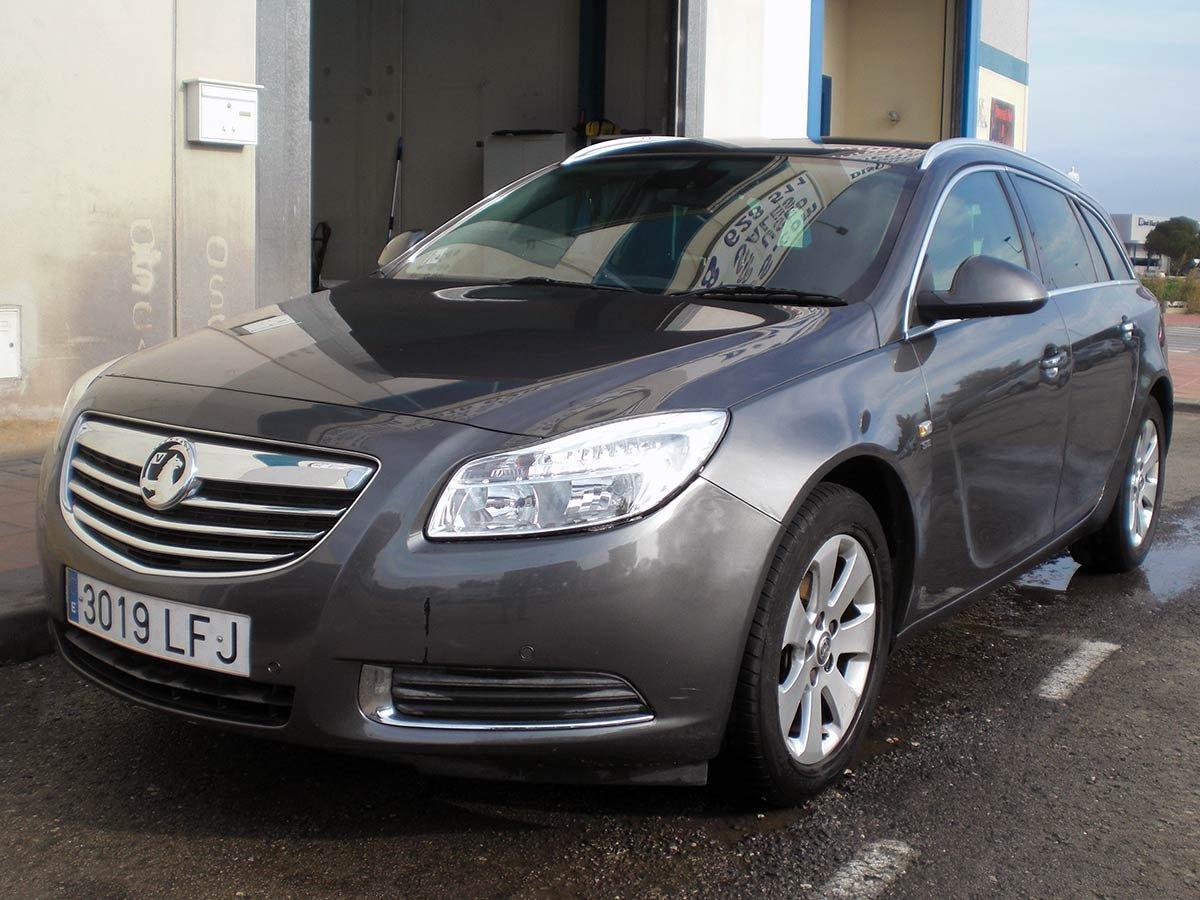 Vauxhall Insignia Auto (RHD -ES)