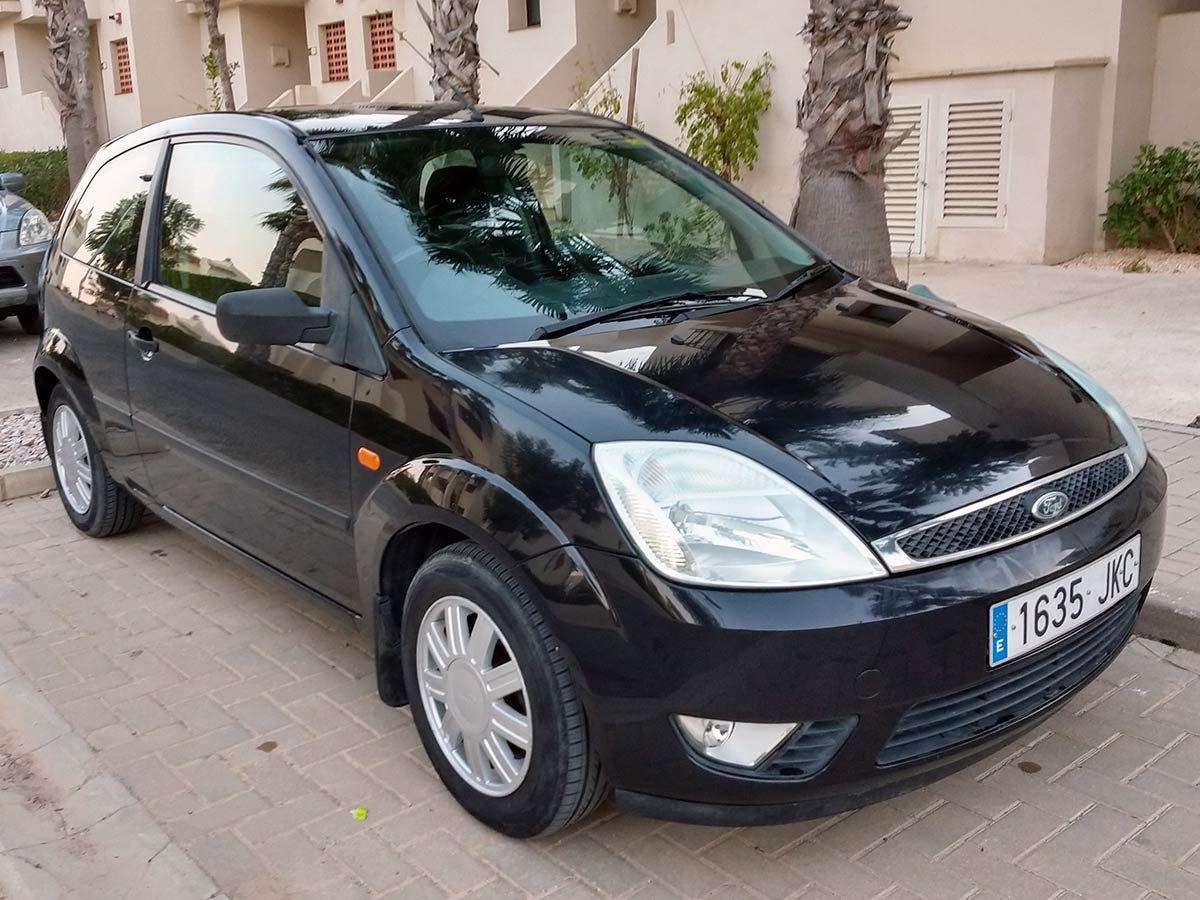 Ford Fiesta (RHD - ES)