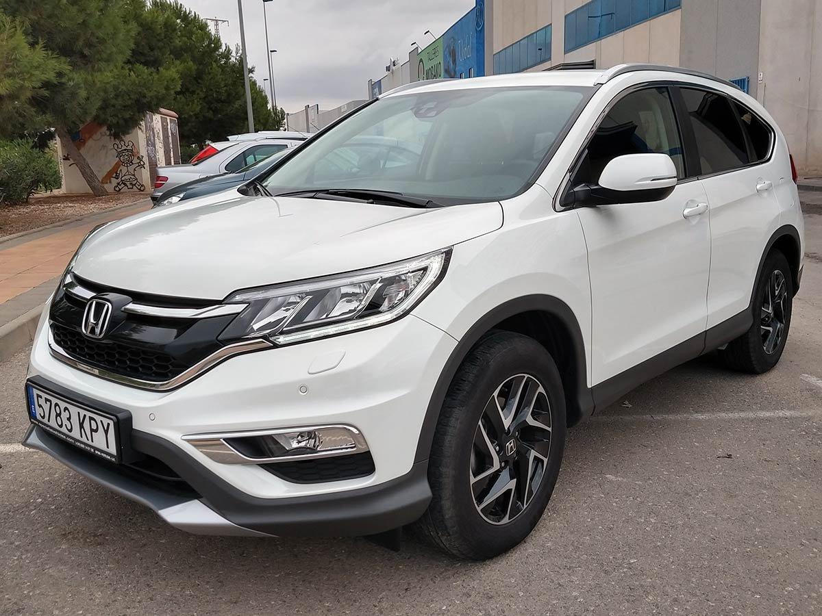 Used Honda CRV Auto Spain