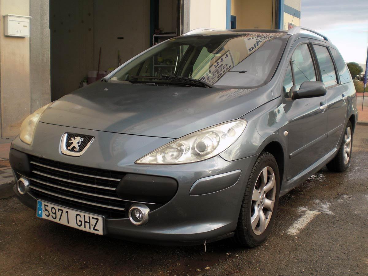 Peugeot 307 SW 6-Seat Estate