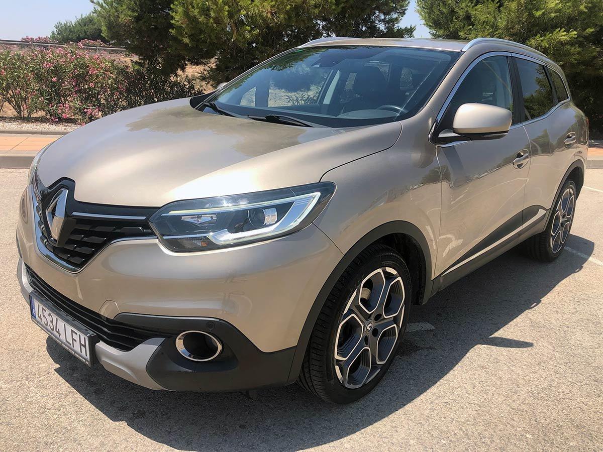 Renault Kadjar Auto