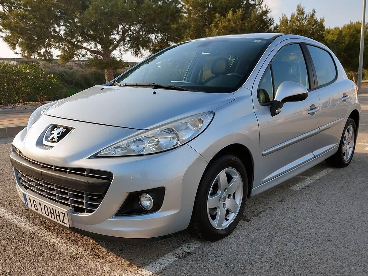 Used Peugeot 207 Spain