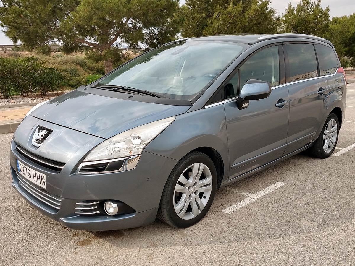 Used Peugeot 5008 7-Seater Auto Spain