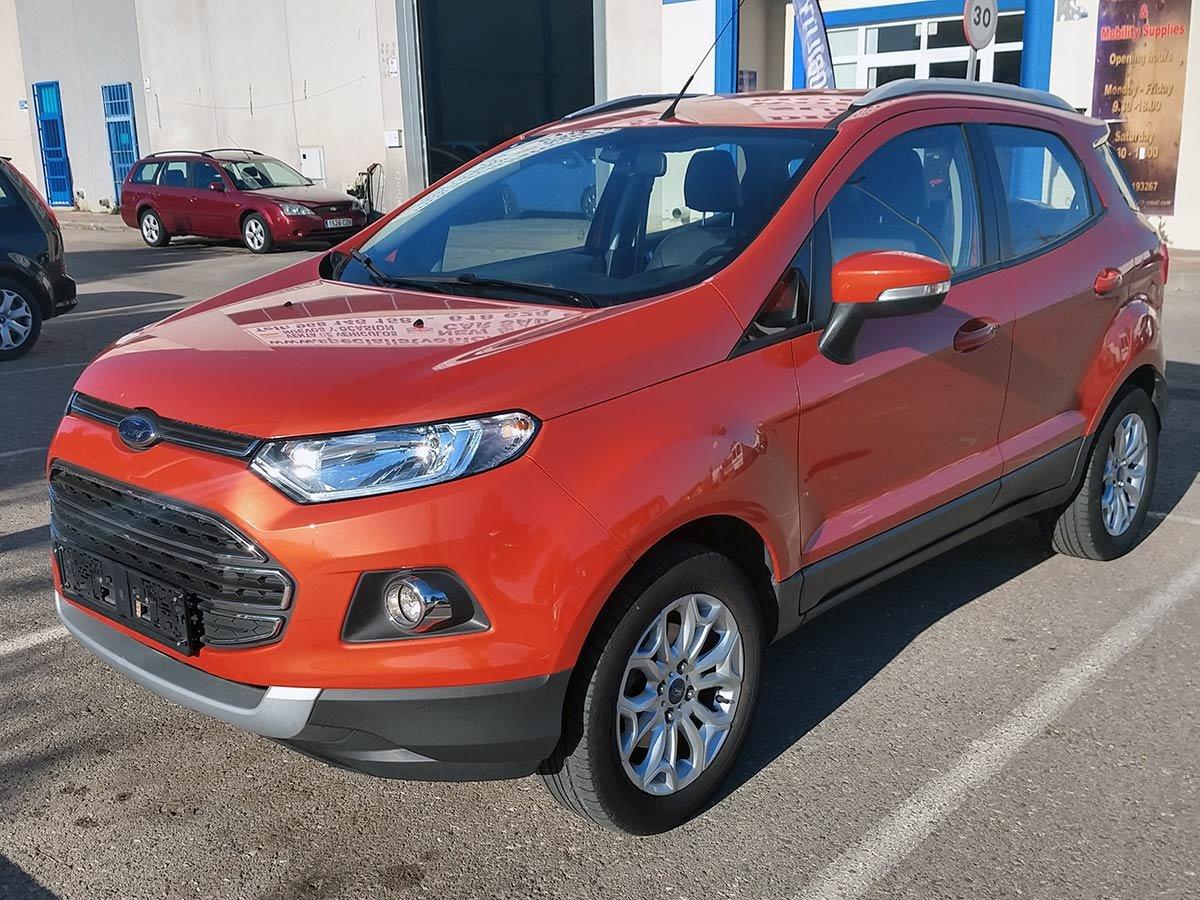 Ford Ecosport Titanium Auto